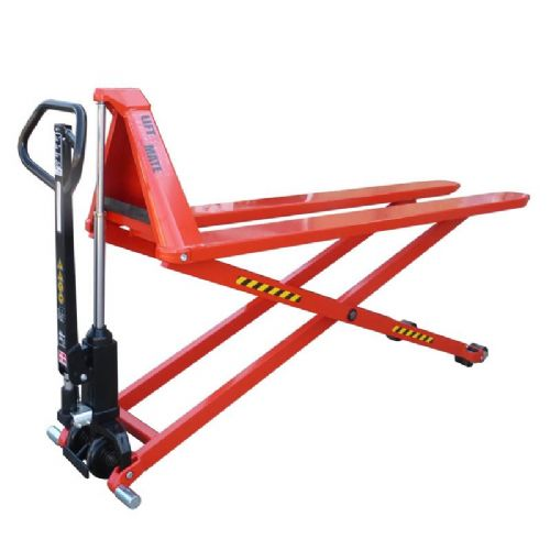 High Lift Pallet Trucks with Long Forks <br />Capacity: 1000kg & 1500kg